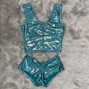 Rave/festival outfit